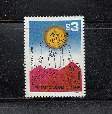Dominican Republic 1997 Youth Day Scott 1243 mint never hinged