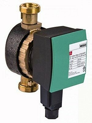 Wilo 4132762 Star-Z NOVA C 230V DHW Circulation Pump with Plug-in Time Switch