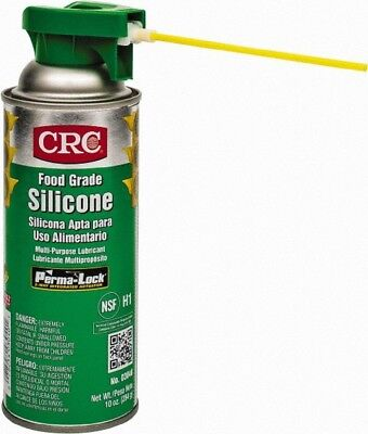 CRC INDUSTRIES MULTI Purpose Food Grade Silicone Lubricant Spray 10 Oz 03040