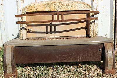 Antique HEARTHGLO Heater Space Architectural Salvage Home Farmhouse