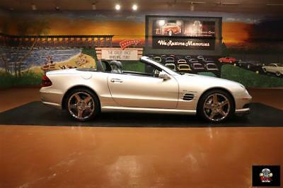 2003 SL-Class SL55 AMG 2003 Mercedes-Benz SL-Class, Brilliant Silver with 42,138 Miles available now!