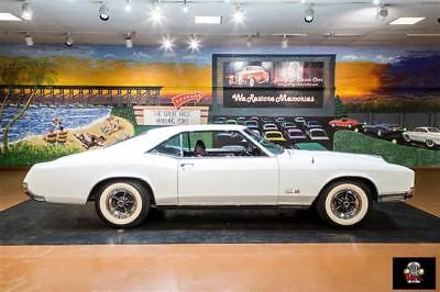 1966 Riviera -- White Buick Riviera with 38,354 Miles available now!