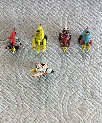 Rocket Jibbitz Rocket Shoe Charms Fits Crocs Space Shuttle Jibbitz Rocket Charm