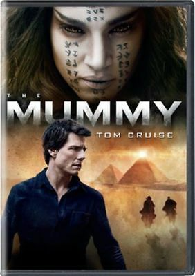 NEW The Mummy (DVD, 2017) - Tom Cruise