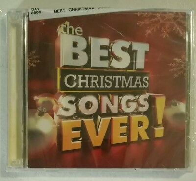 Best Christmas Songs Ever by Various Artists (CD, Nov-2017, 2 Discs)