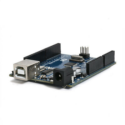 Official For Arduino UNO Rev3 R3 328 ATMEGA328P Board With Free USB Cable New