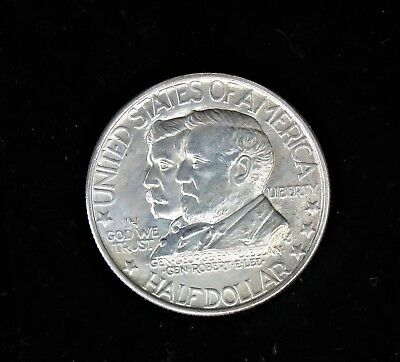 1937 Antietam Commemorative Silver Half Dollar in Mint State Condition