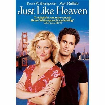 Just Like Heaven (DVD, 2006, Full Frame) Disc Only