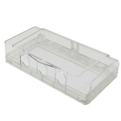 86*86mm Switch Socket Clear Tri Waterproof Cover Box For Socket Panel Mounting
