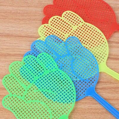 2PC Large Hand Insect Fly Wasp Mosquito Bug Swatter Killer Swat Pest Cont-New