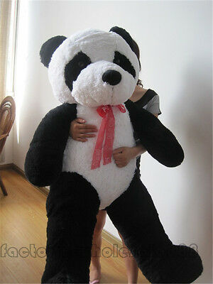 Giant Huge Big China Panda Teddy Bear Stuffed Plush Animals Toys
