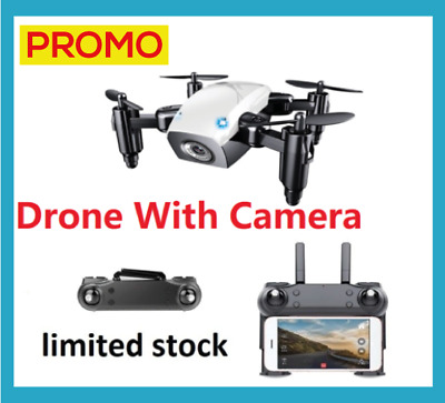 Drone Professional With Pro Camera 4K HD RC Quadcopter Altitude Hold Helicopte 1