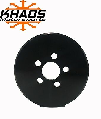 """Supercharger Blower 3.1 """" Puleggia solo Disco Ford F150 Svt / Harley / Mustang"""