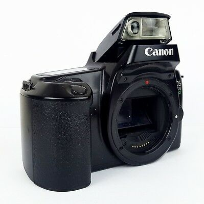 Canon EOS 1000FN - 1992 35mm SLR Camera - Body Only