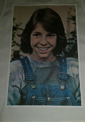"Vintage  Rare ""KRISTY McNICHOL ""  Iron-On Transfer  FULL COLOR Teen Idol"