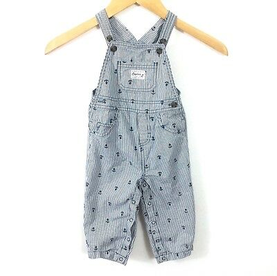 Just One You By Carters Sailor Overalls Size 18M