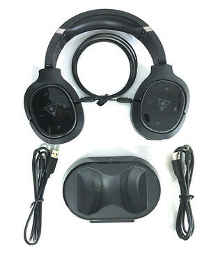 Turtle Beach Ear Force Elite 800X Wireless Gaming Headset for Xbox One READ - VG
