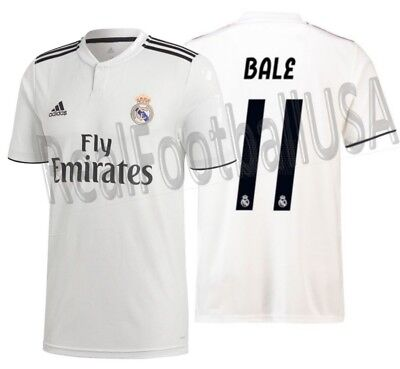 71df33709 Gareth Bale Real Madrid Away Jersey Adidas 2018 19 Medium Jersey