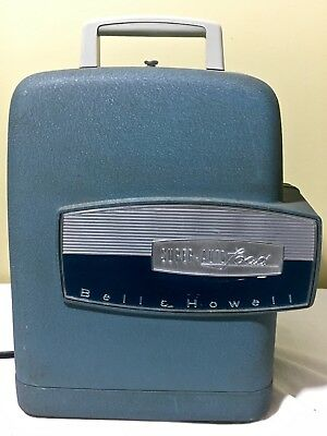 Vintage Bell & Howell 363 Super 8 Auto Load 8mm Film Projector