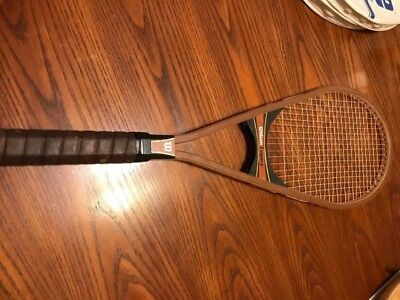A Rare WILSON Legacy Wooden in GREAT Condition (4 1/4 )