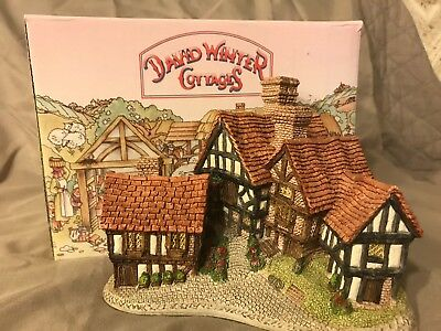 David Winter's Stratford House 1981 **signed by David Winters and John Hines**