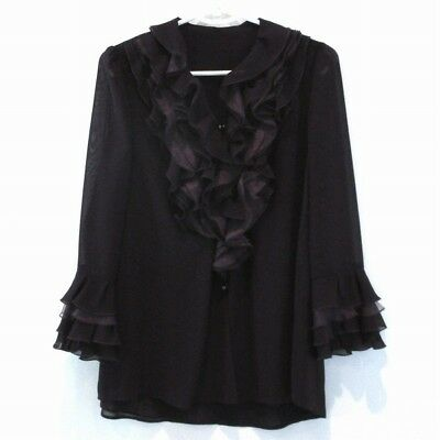 Maggie Blouse Apparel Cut and sewn Free Shipping [Used]