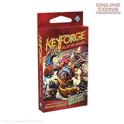 Fantasy Flight Games - KeyForge Call of the Archons Card Game - Archons Deck NEW