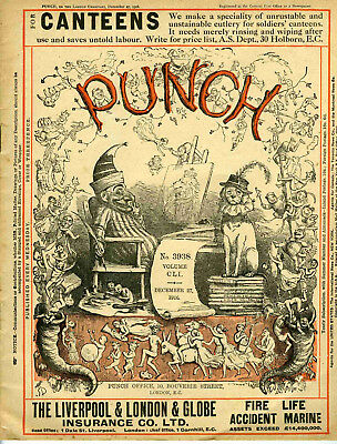 Vintage Magazines: Four Early 'Punch' Magazines