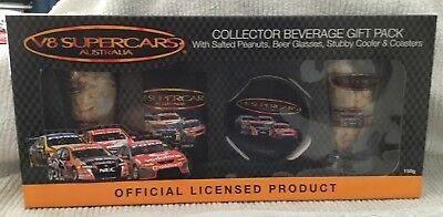 2006 V8 Supercars Collector Beverage Gift Pack
