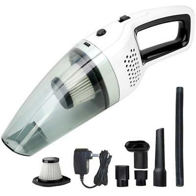 BOLWEO Handheld Cordless Vacuum Cleaner 12V Portable Car Vac Home Wet Dry Use