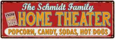 SCHMIDT Personalized Street Sign Home Decor Chic Gift 4x18 104180003483