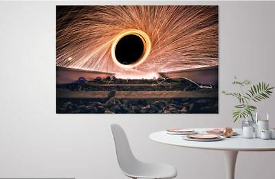 colorful photography Perspective ART  picture Canvas home wall choose your size