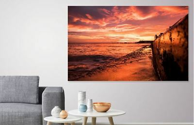 Perspective ART  Lovely & COLORFUL picture Canvas home wall choose your size