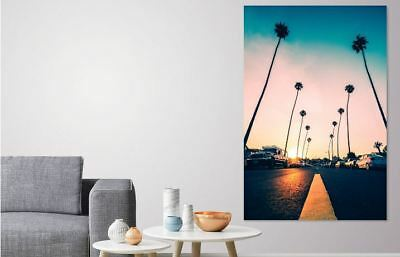 PHOTOGRAPHY Perspective ART COLORFUL picture Canvas home wall choose your size