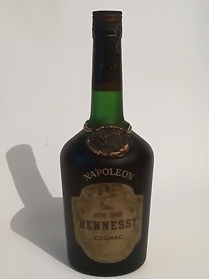 Bouteille Hennessy Bras D'or Napoleon