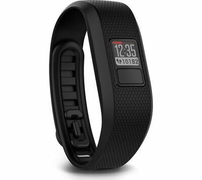 GARMIN Vivofit 3 - Black, Regular - Currys