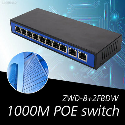 4042 IP Camera Power Over Ethernet POE Ethernet Switch Professional