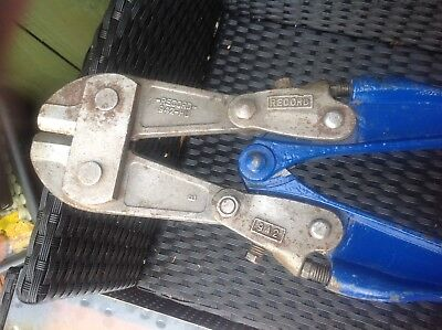 Record 42 Inch Bolt Croppers