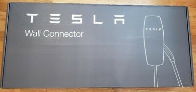Tesla High Power Wall Connector Charge 24' Cable 2nd Gen. Model 3 S X Brand New