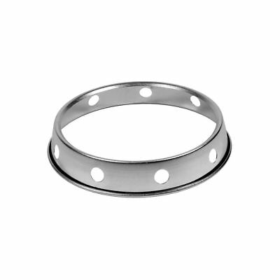 """Town Food Service 34710 10"""" Plated Steel Wok Ring"""