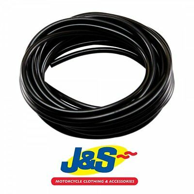 Auto, motor: onderdelen, accessoires 25 mtrs 3mm Flexible PVC Sleeving Cable Wiring Harness Electrical Insulation