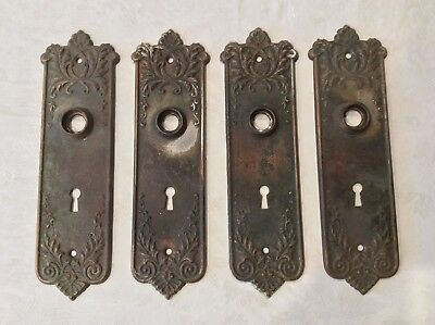 Antique Door Knob Plates