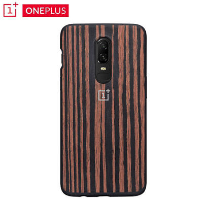 100% Sandstone OnePlus Case 6 Silicon  Karbon Bumper Original Nylon For