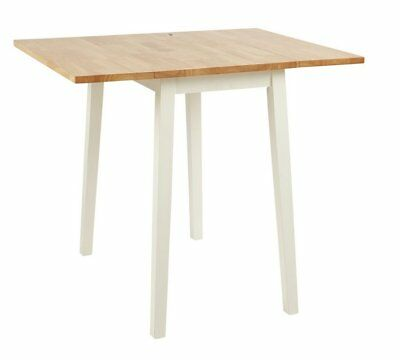 Argos Home Kendal Extendable Wood Table 2 Chairs Twotone572 7838 2bx