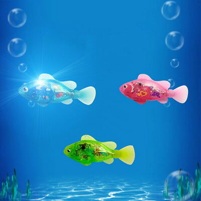Pets Electric Fish Toy Fish Gift Funny Realistic Kid Toys Doll Fish Tank Decor
