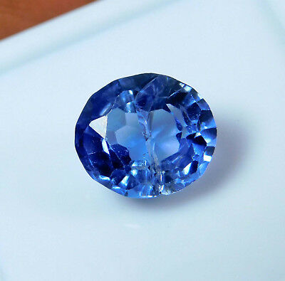 100 % Natural 3.10 CT AAA GGL Certified Earth Mined Blue Sapphire Gems. G14192S