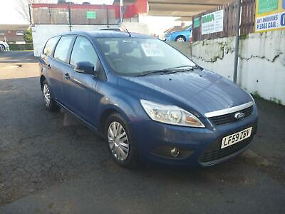2009 FORD FOCUS 1.6 TDCi Econetic 5dr [110] [DPF]