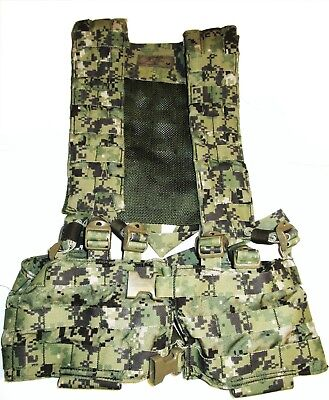 Eagle Industries AOR2 MOLLE H-GEAR VEST HARNESS SYSTEM SEAL DEVGRU HG-VS-MS-5A2