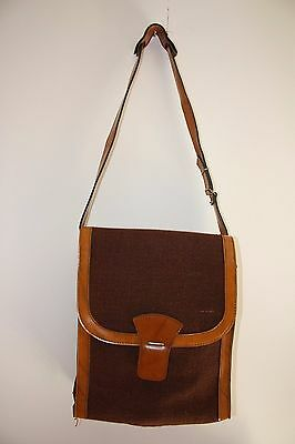 Vintage Italy In Pelletterie Tracolla Munari Made Borsa tw7Bgqx