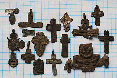 Ancient MIX  find №262 Metal detector finds 100% original